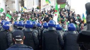 مسيرات اليوم في الجزائر 2019